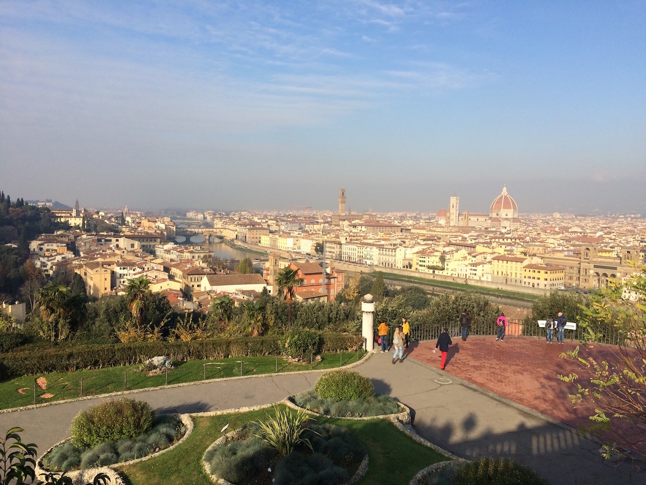 Rooftop Cafes Le Terrazze Panoramiche Per Ammirare Firenze