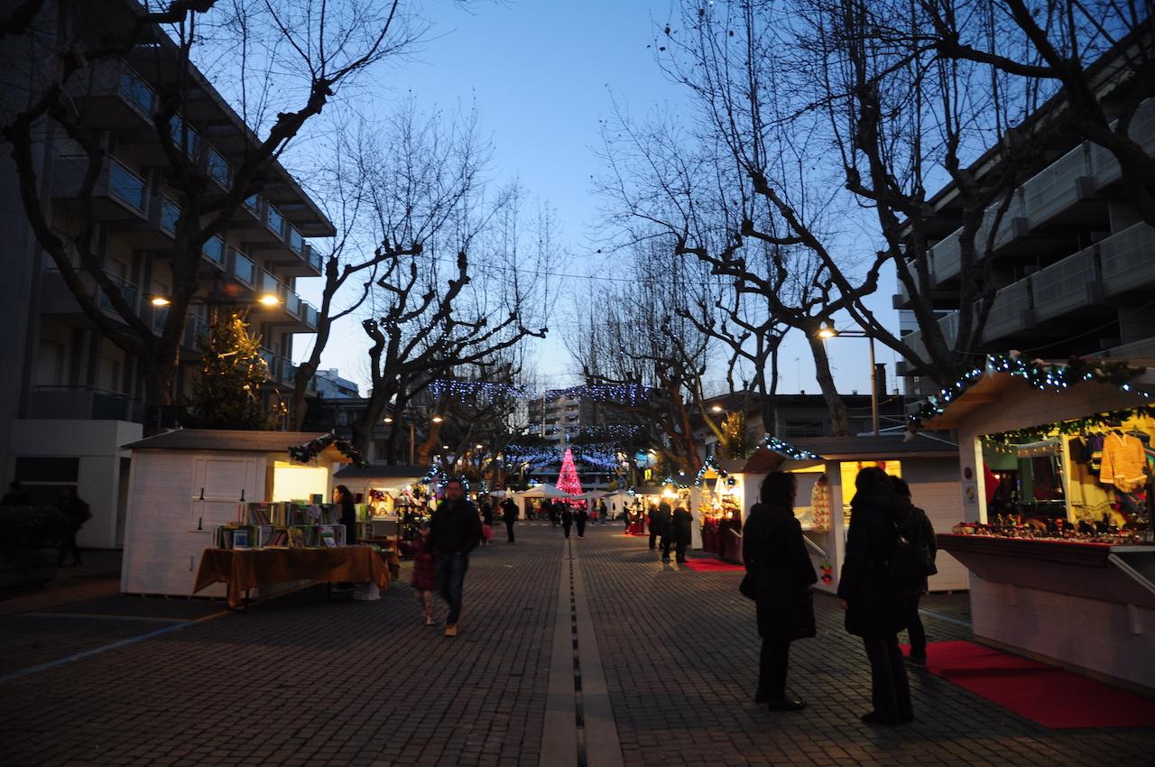 mercatini natale lignano