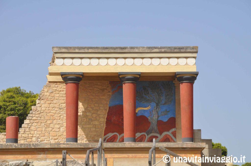 Isola di Creta: Palazzo di Cnosso
