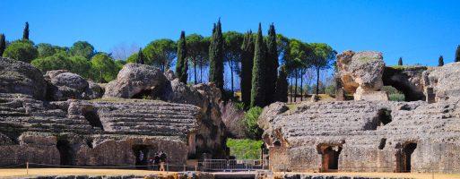 Italica, culla della civiltà romana in Andalusia