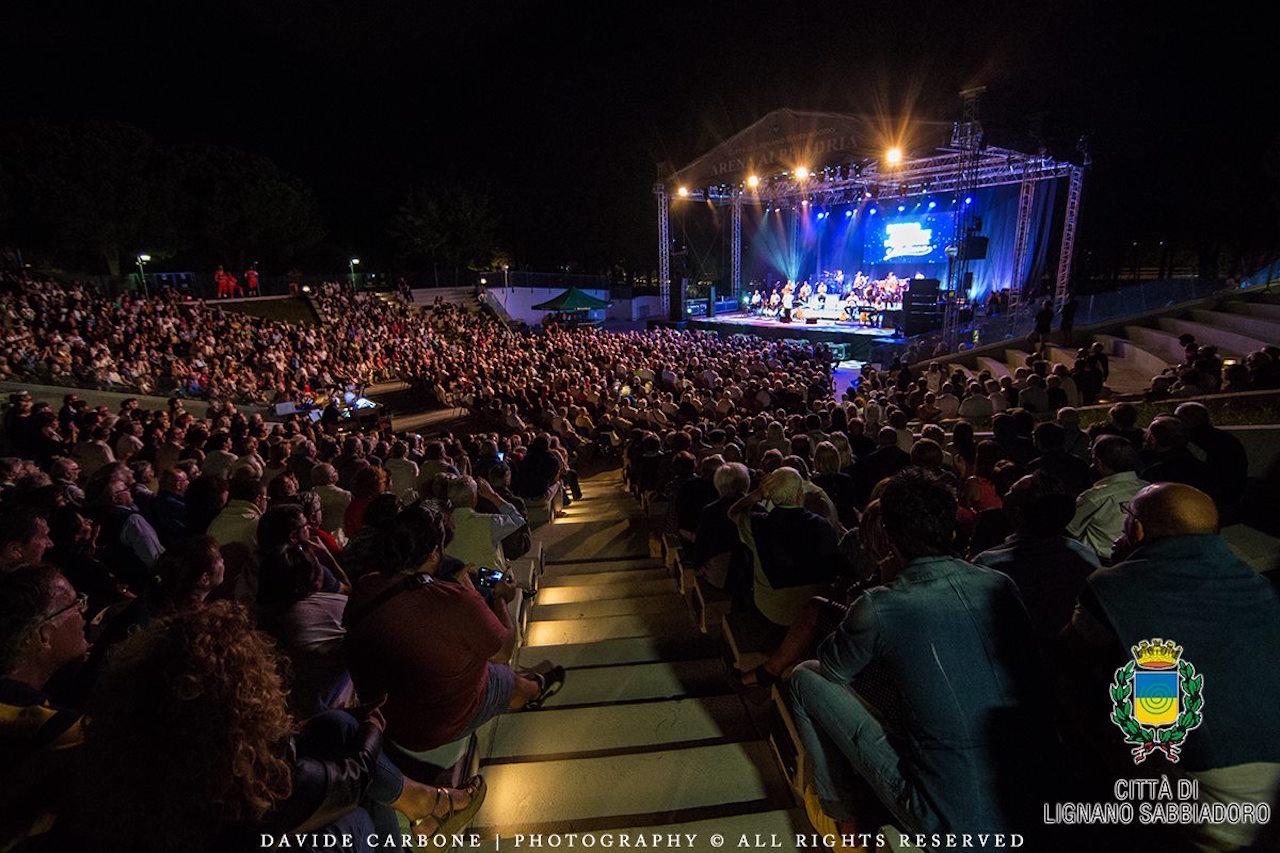 Concerti all'Arena Alpe Adria