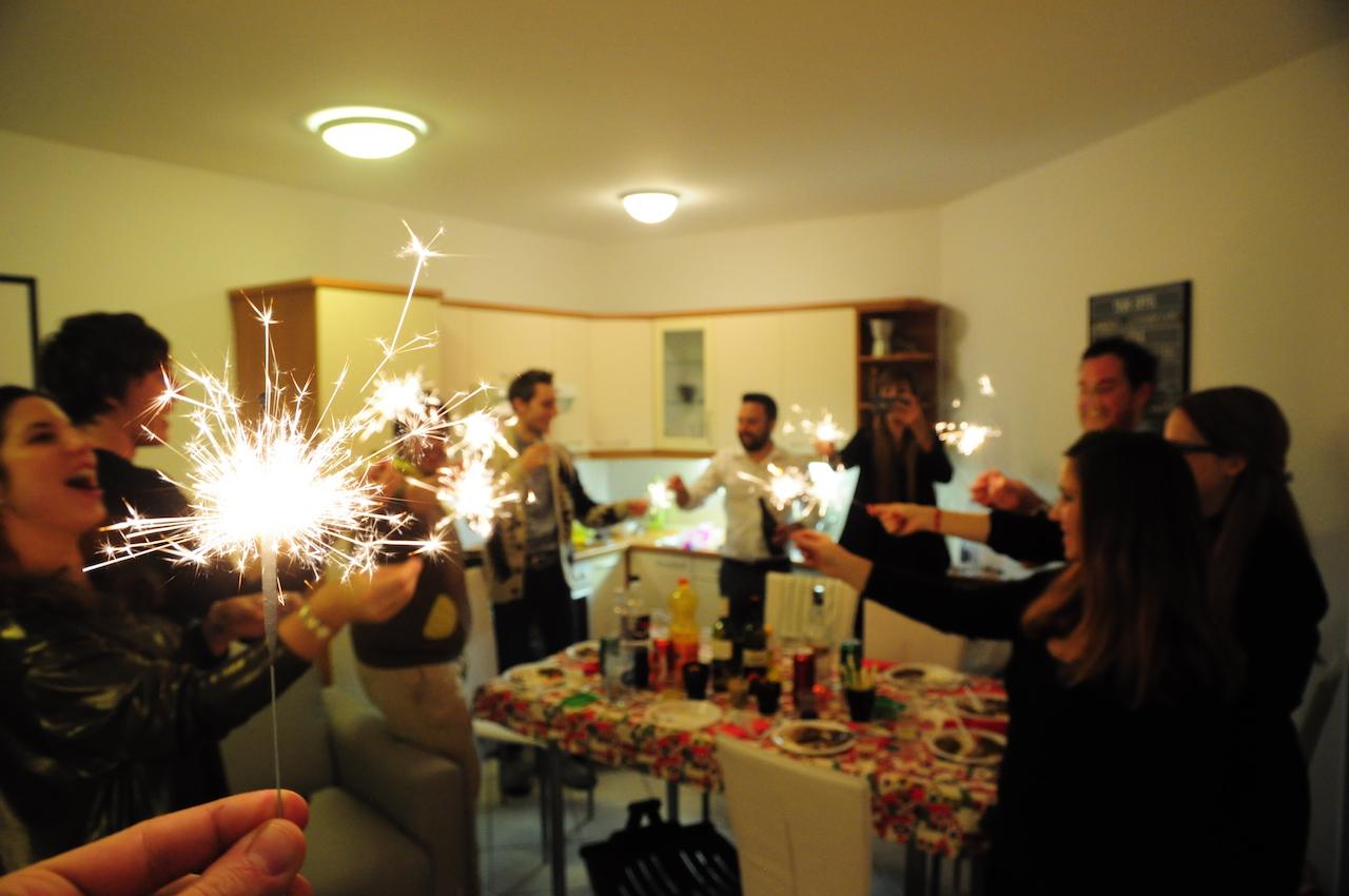La magia del capodanno a Lubiana