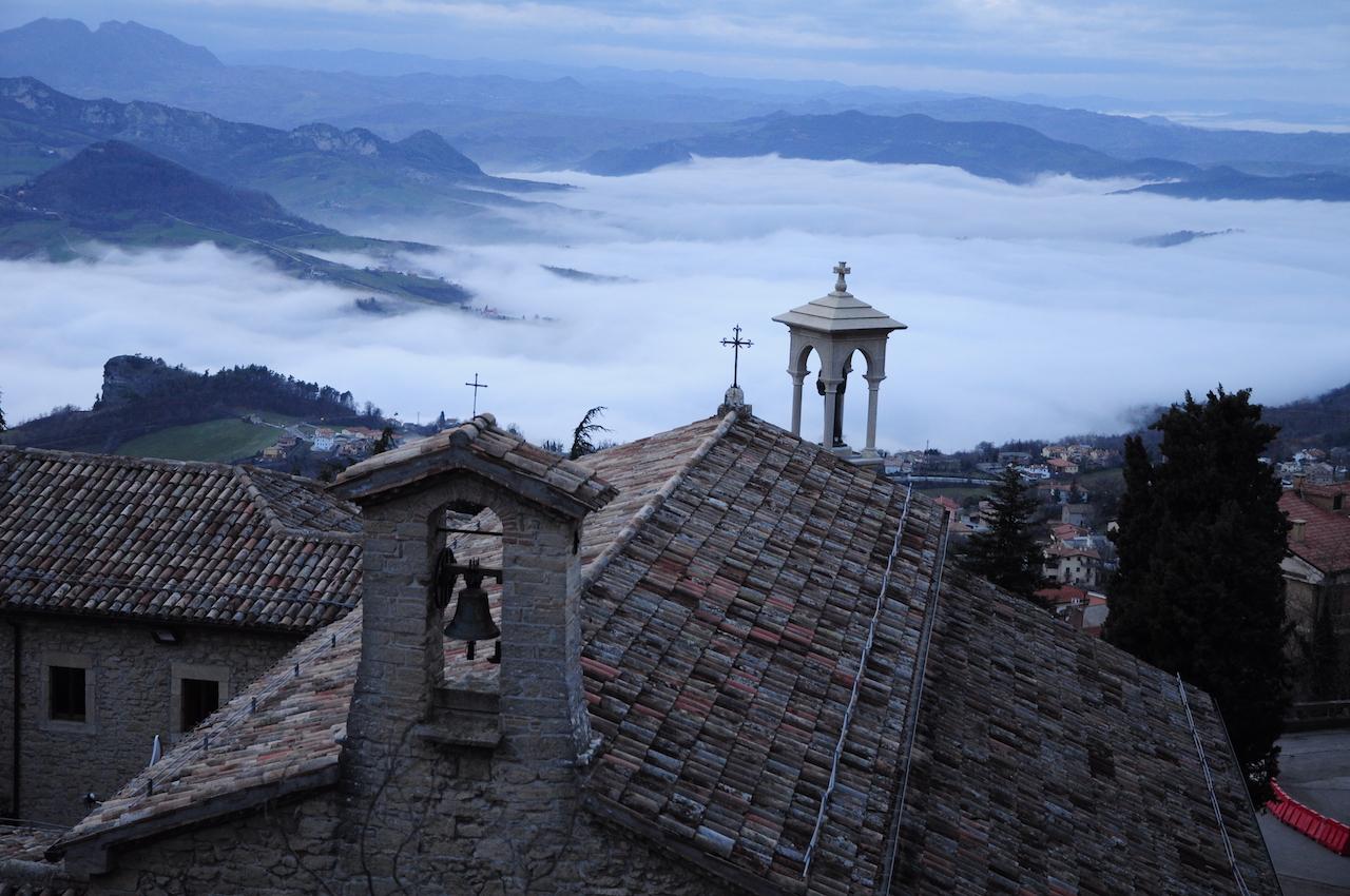 San Marino, Rimini e Riccione in un weekend d'inverno
