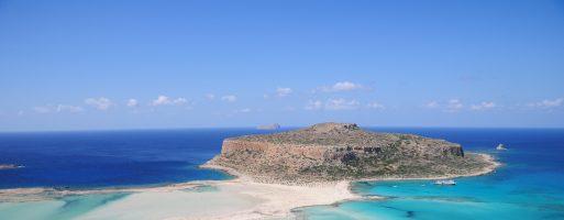 Le spiagge di Creta: la Laguna di Balos