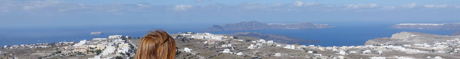 Pyrgos Kallistis: il villaggio pittoresco di Santorini