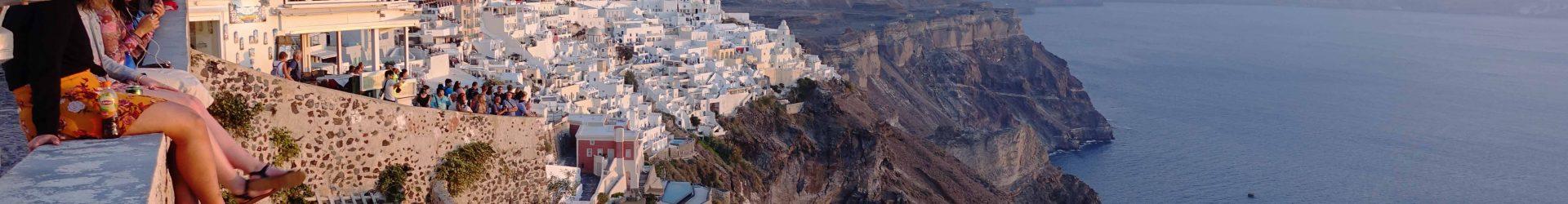 Santorini a Ottobre: clima e consigli utili