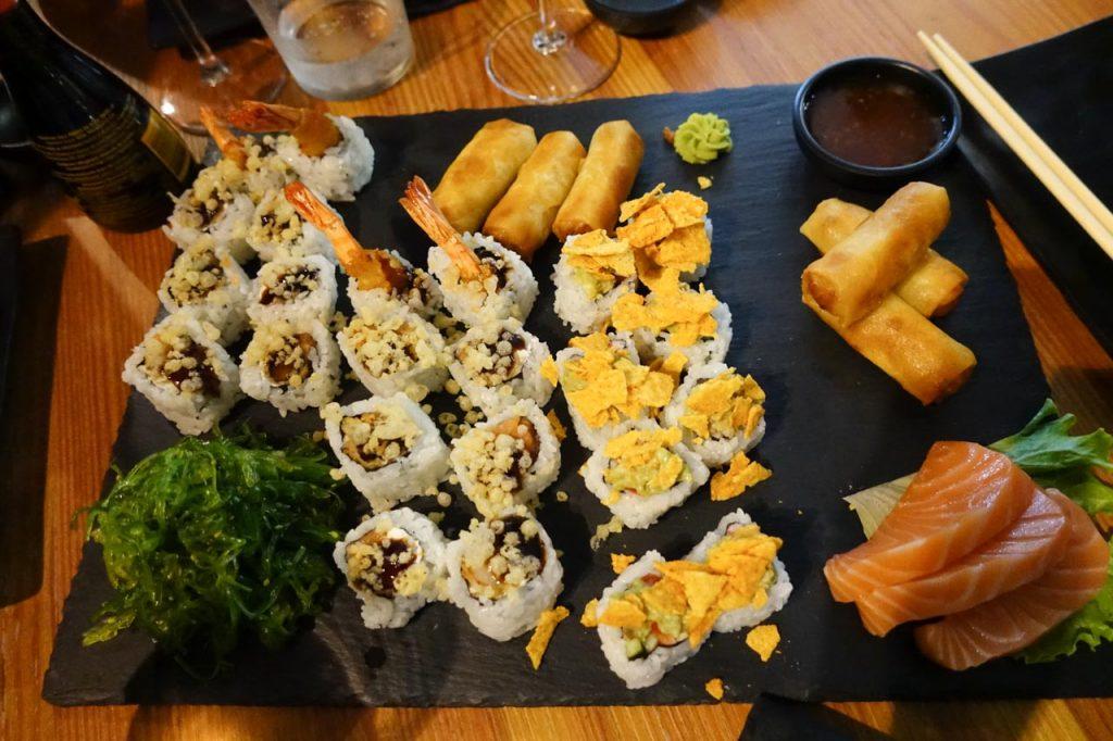 Kokou Fusion Sushi a Lignano Pineta