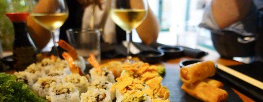 Dove mangiare Sushi a Lignano