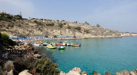 Le spiagge di Cipro Est