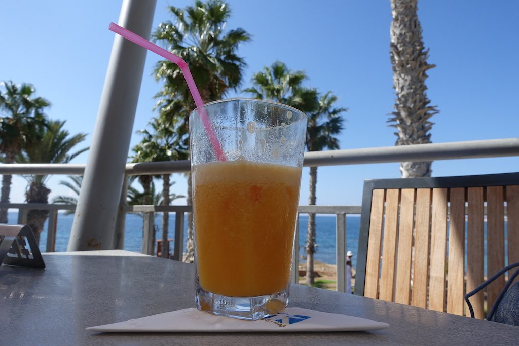 Alykes Beach a Paphos