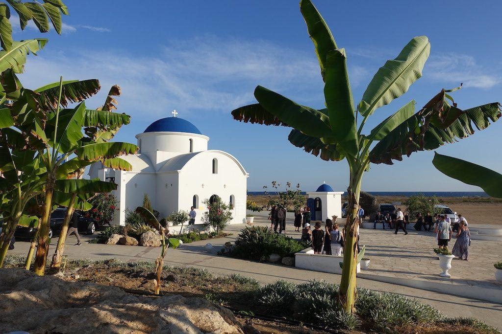 La chiesetta di St Nicholas a Paphos