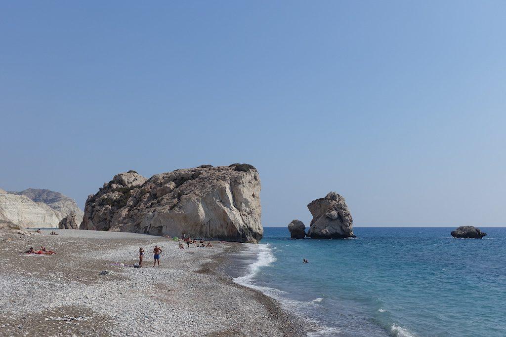 petra tou romiou cipro