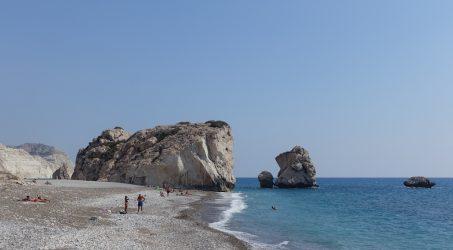 Le spiagge di Cipro Ovest